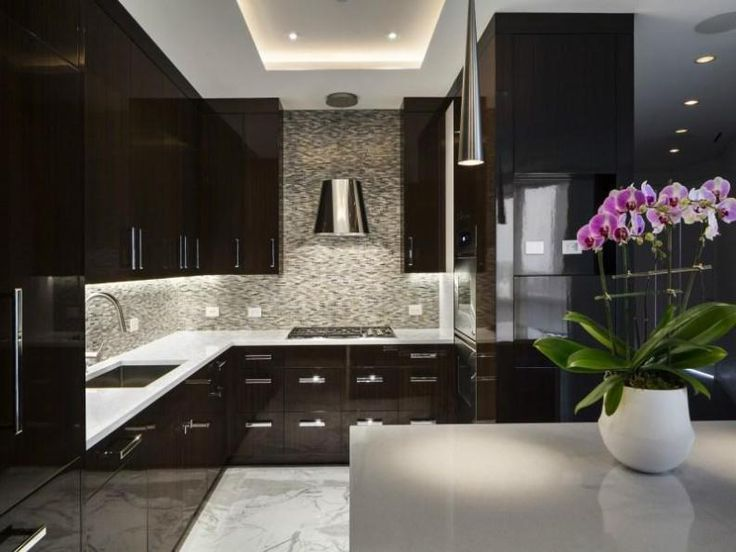 luxury modern kitchen manhattan want