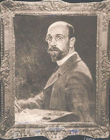Victor Shtember - Self Portrait