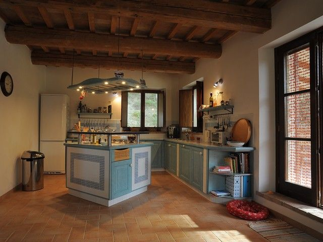 A very #cosy #kitchen !