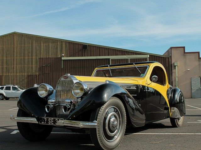 Bugatti 57 Atalante (1935-1939)
