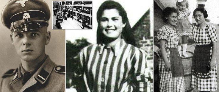 Jewish Auschwitz prisoner Helena Citronova's love for SS guard Franz Wunsch