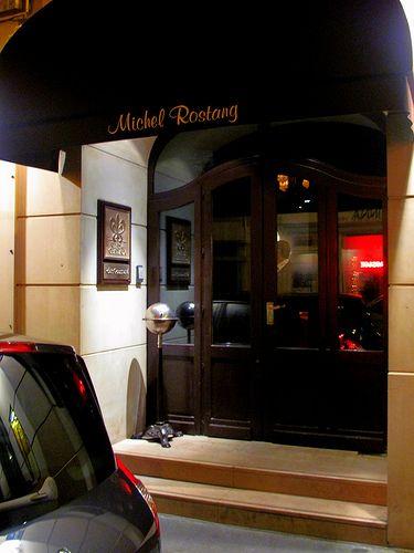 412 best paris bistros brasseries and restaurants images for Restaurant michel rostang