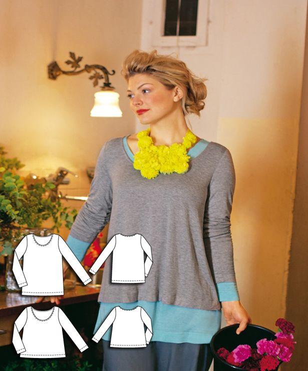 88 best Burda style plus size patterns images on Pinterest ...