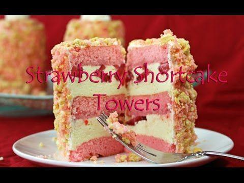 Online Strawberry Shortcake Cheesecake Ice Cream Cake