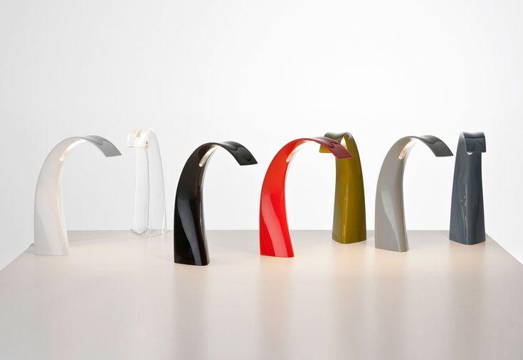 Mini-taj lampada a LED da comodino/tavolo Designer Ferruccio Laviani Accensione e spehnimento con touch