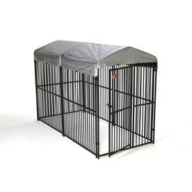 Lucky Dog 10-Ft X 5-Ft X 6-Ft Outdoor Dog Kennel Panels Cl 65153