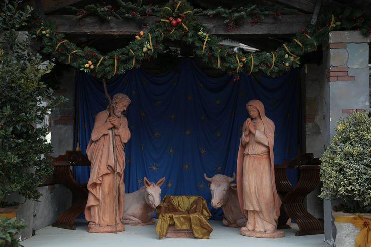 Inaugurato Il Presepe della Cattedrale  Per il terzo anno consecutivo l'atmosfera natalizia invade il sagrato della Cattedrale, con il Presepe, ispirato al Rinascimento fiorentino, e l'albero di Natale  http://operaduomo.firenze.it/blog/posts/inaugurato-il-presepe-della-cattedrale