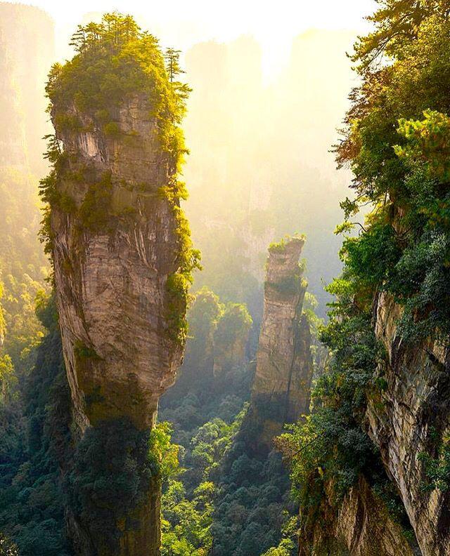 AS | China, Hunan, Zhangjiajie National Forest Park #7
