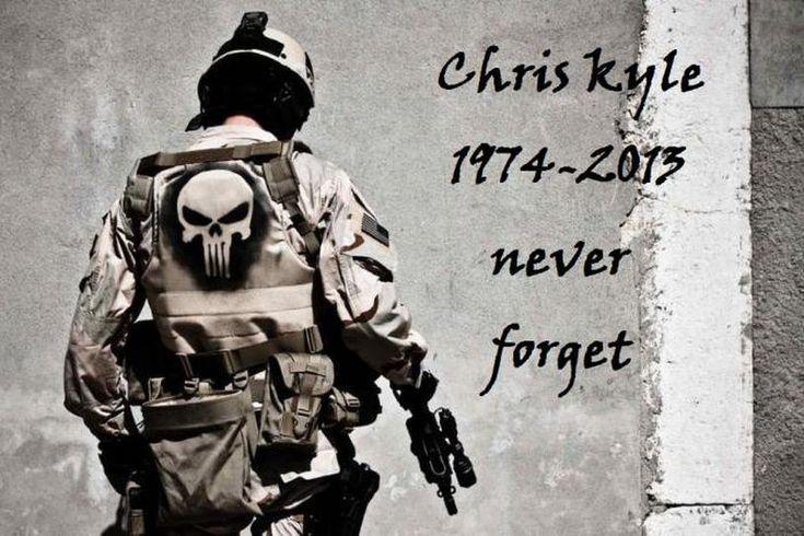 Chris Kyle Memorial T-Shirts and Navy SEAL T-Shirts and Sweatshirts ...