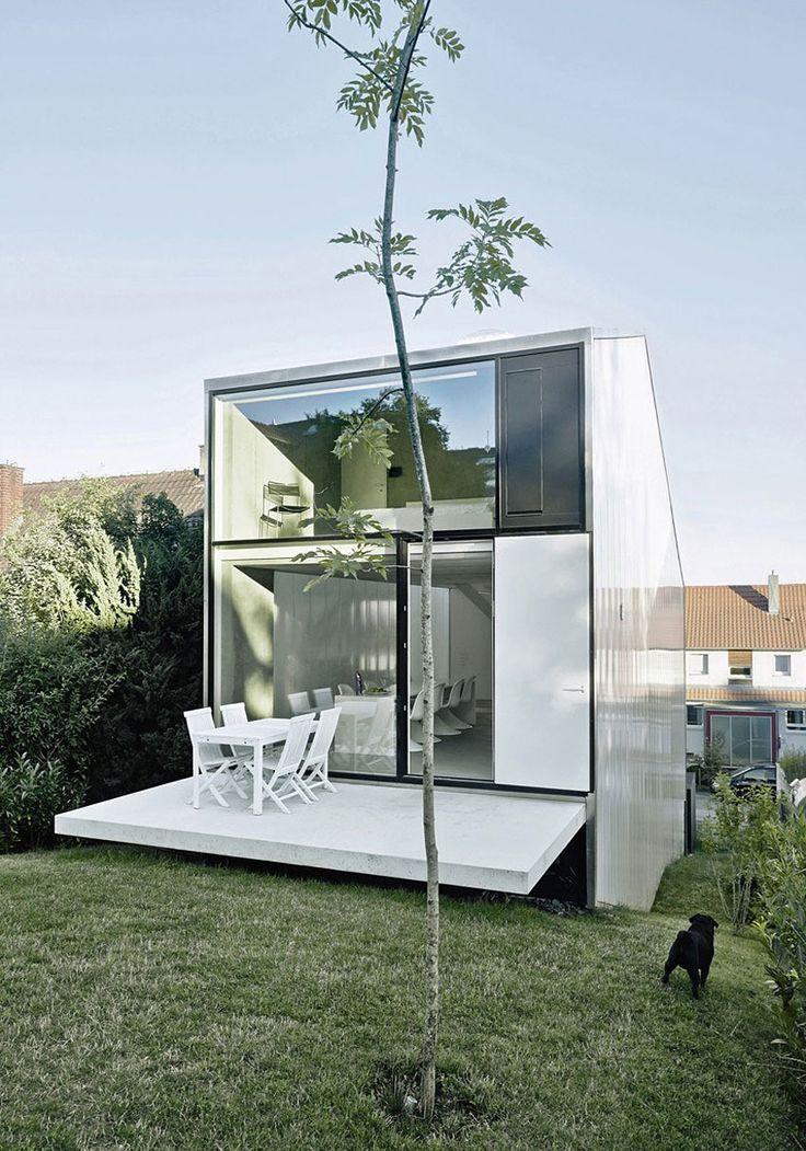 Haus F by FINCKH ARCHITEKTEN BDA