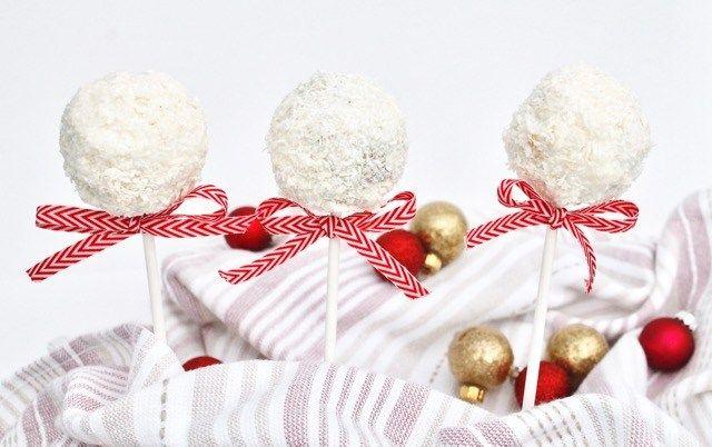 Coconut Paleo Cake Pops (SCD-Friendly, Grain Free, Gluten Free, Dairy Free and Refined Sugar Free)   Blonde Gone Clean