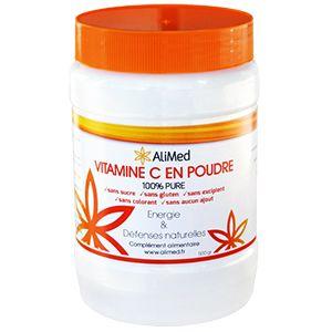 Vitamine C pure en poudre acide l ascorbique