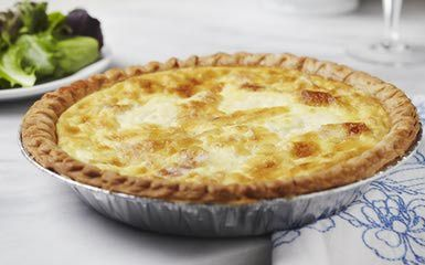Quiche Lorraine - James And James/Stockbyte/Getty Images