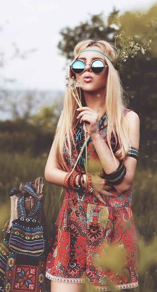 Gypsy Style | 30 boho fashion ideas to try a new look trend to 162