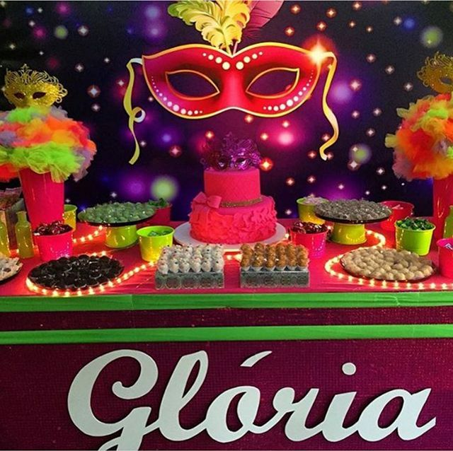 101 Fiestas 15 A U00f1os Tematica De Carnaval De Venecia