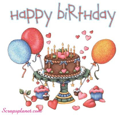 34 best happy bday wishes images – Cute Birthday Greeting Cards