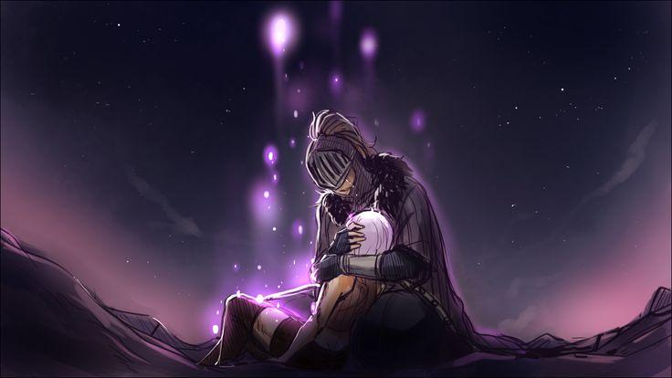 Fairy Tail - Bixlow and Lisanna
