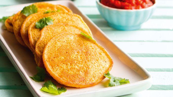 Dessa plättar har inte bara det ofantligt praktiska formatet som alla plättar har, utan är även fullproppade med röda linser och indiska kryddor.