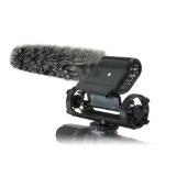 MegaGear Microphone Wind Muff, Windscreen, Windjammer for Opteka VM-100, Rode and DSM-100