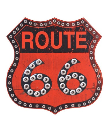 Route 66 Wall Art By Christmas For Dad Kitchen Amp D 233 Cor