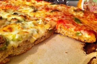 Come preparare la pizza con farina di soia
