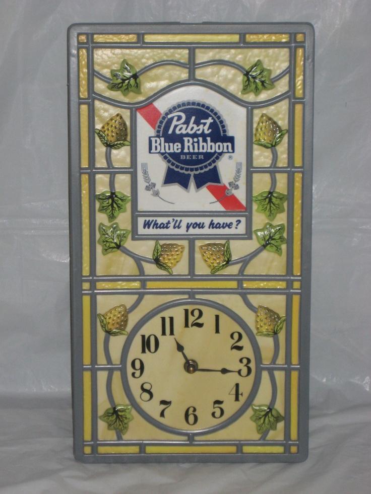 Vintage Beer Clocks 79