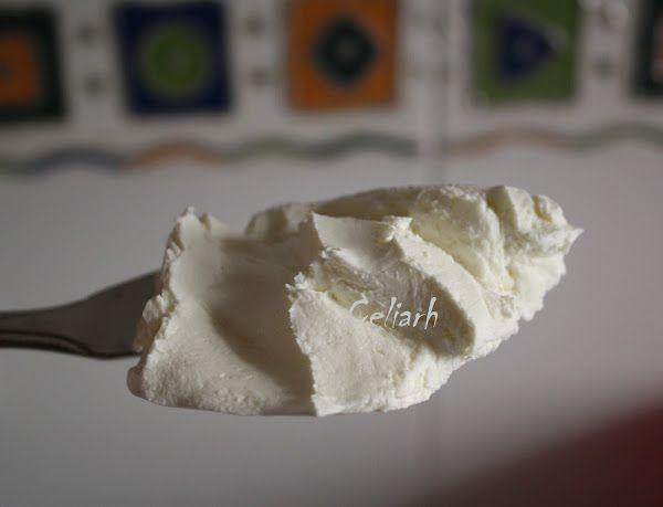 Crema de dulce de leche y mascarpone