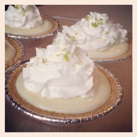 Mini Classic Key Lime Pies #SundaySupper #BucketList - In The Kitchen With KP