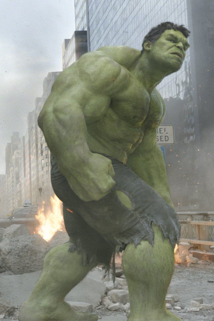 Pin for Later: Will You Be a Superhero or Villain This Halloween? The Hulk From The Avengers