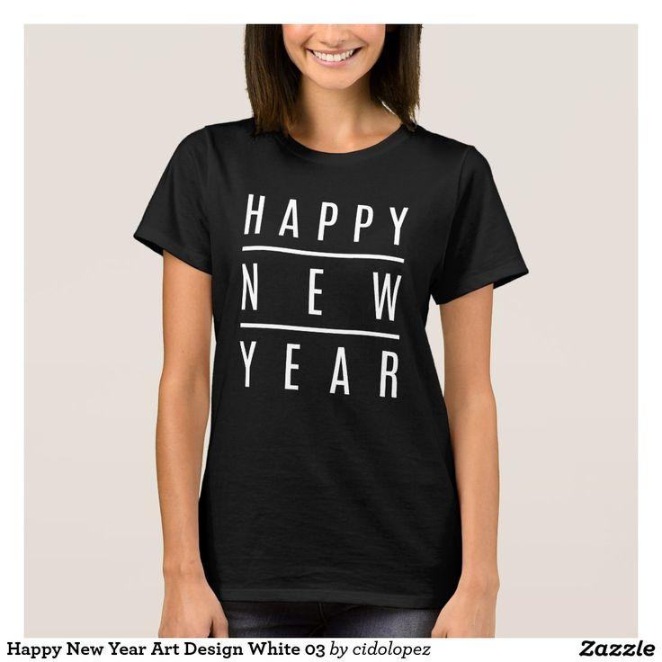 #HappyNewYear #NewYear #2017 #anonovo #woman #tshirt #tshirtwomen