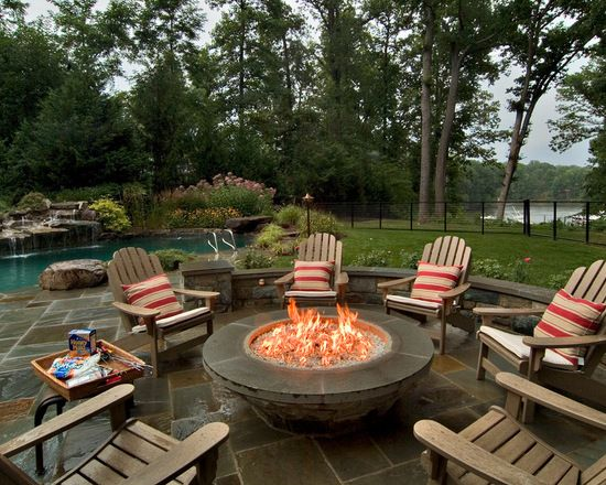 133 best Fire Pits images on Pinterest Backyard ideas Outdoor