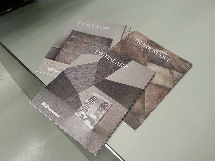 A preview of the new #collections presented  during #Coverings2015 on the desk of our #H2Otto showroom in #Milan! #Terrenuove #DigitalArt #FactoryArt #design #designtiles #showroom #brochure #architecture #architect #designer #interiordesign