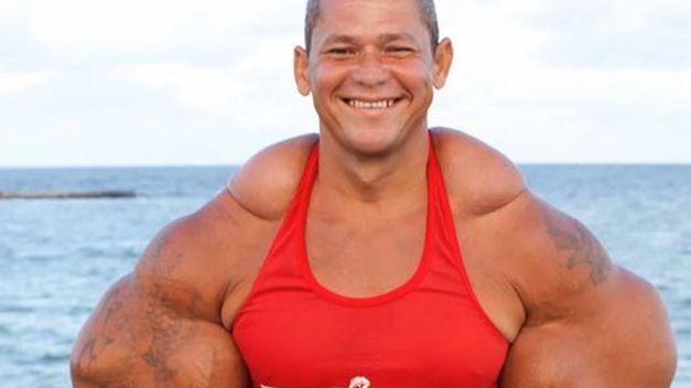 El secreto del 'Popeye brasileño' no está en las espinacas