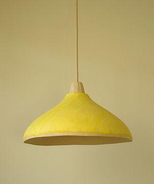 Pendant lamp by Sachie Muramatsu
