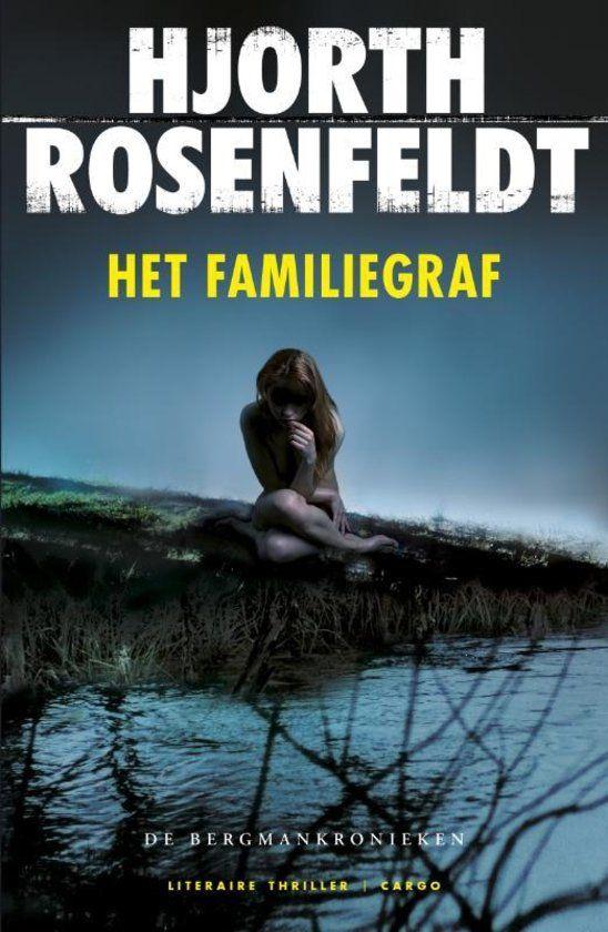 #Familiegraf van mijn nieuwe favoriete Scandinavische auteurs #Hjorth en #Rosenfeldt . Straks geschreven, goed plot. Gelezen: 20-06-2015