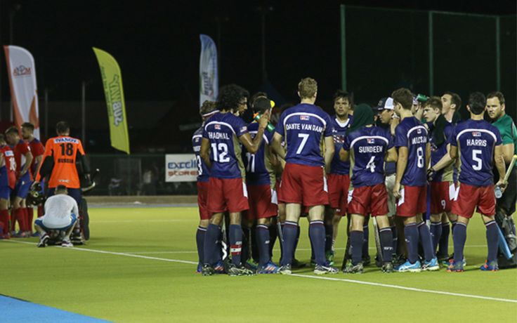 A bronze medal finish at the FIH Hockey World League Round 2 event in April in Tacarigua, Trinidad and Tobago has left the U.S. Men's National Team wanting more. Eager to continue preparation before the men's Pan American Cup, to be held at Spooky Nook Sports in Lancaster, Pa. in August, the USMNT will travel abroad for two-weeks where they will train and compete in three friendly test matches.