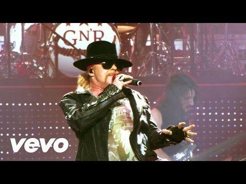 Guns N' Roses - Chinese Democracy (Live) - YouTube