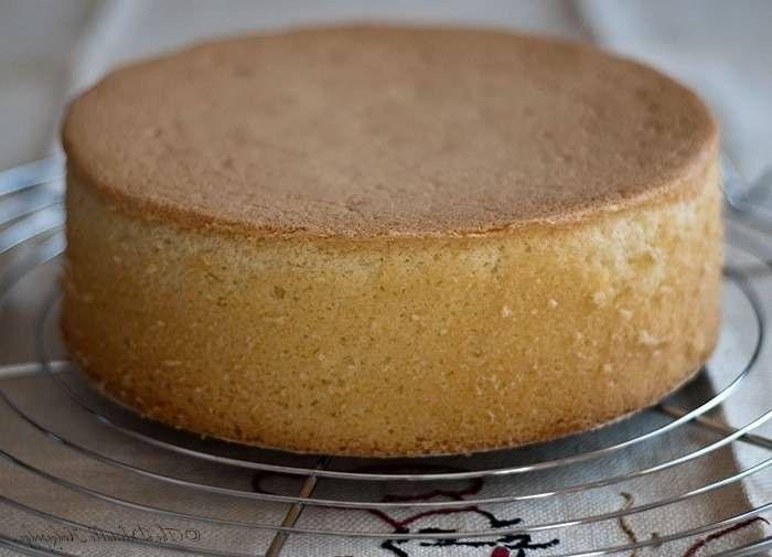 Бисквит для торта - рецепт с фото / Простые рецепты