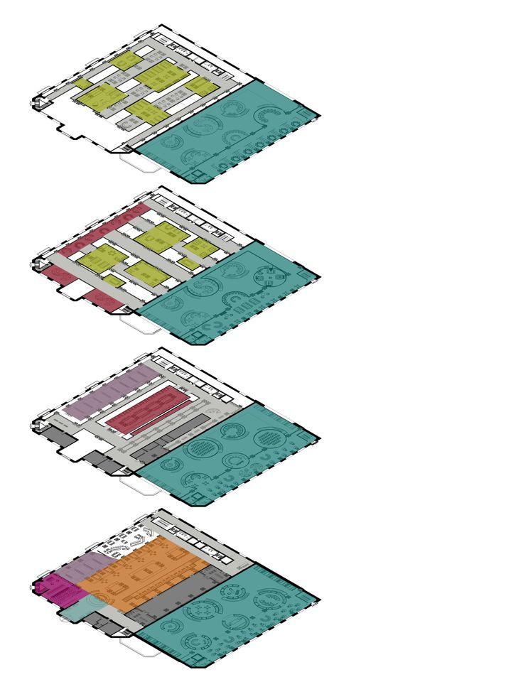 colored coded diagram for calcium bohr diagram for calcium fluoride color-coded stacking diagram | stacking diagrams | pinterest