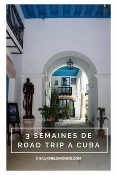 Préparer votre voyage à Cuba. Location de voiture pour road trip en indépendant, hébergement chez l'habitant, etc.