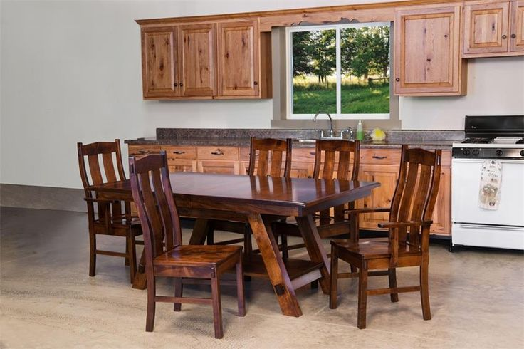 52 best new dining room looks images on pinterest amish for Best dining room looks