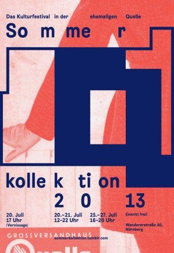 Sommerkollektion 2013