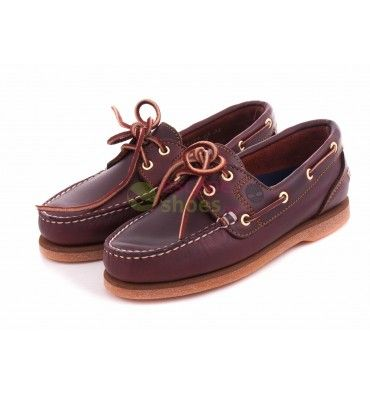 Boat Shoes TIMBERLAND 72333 Woman Boat Root Brown - EscapeShoes http://www.escapeshoes.com/4_timberland