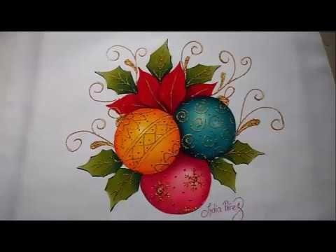 M s de 25 ideas incre bles sobre pintura en tela navidad en pinterest pintura en tela navide a - Pintura en tela motivos navidenos ...