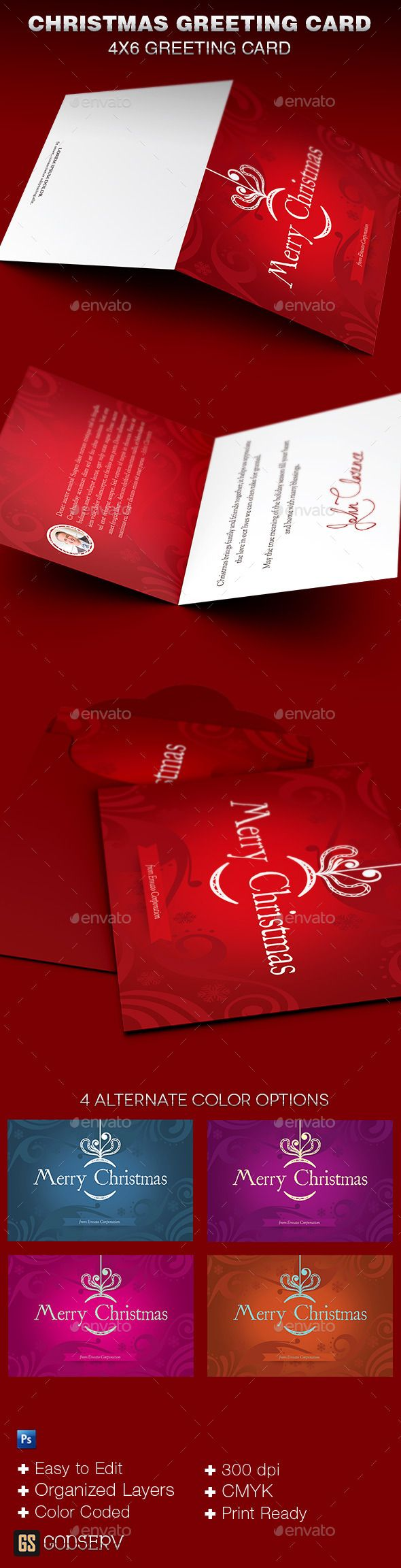 5080 best handout design template images on pinterest print christmas greeting card template m4hsunfo