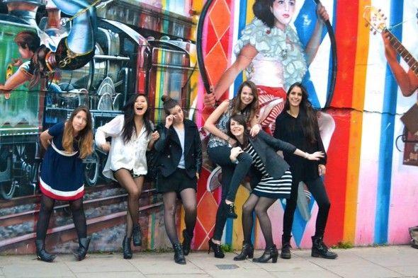 Satis'fashion - ESCP Europe. Récolte actuellement sur http://www.iamlamode.com/ #mode #fashion #ecoledecommerce #escp #crowdfunding #fashioncrowdfunding #iamlamode #satisfashion