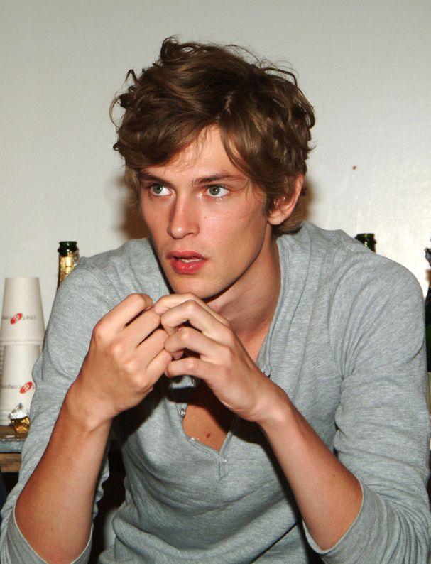Mathias #Lauridsen, mannequin danois - Glamour
