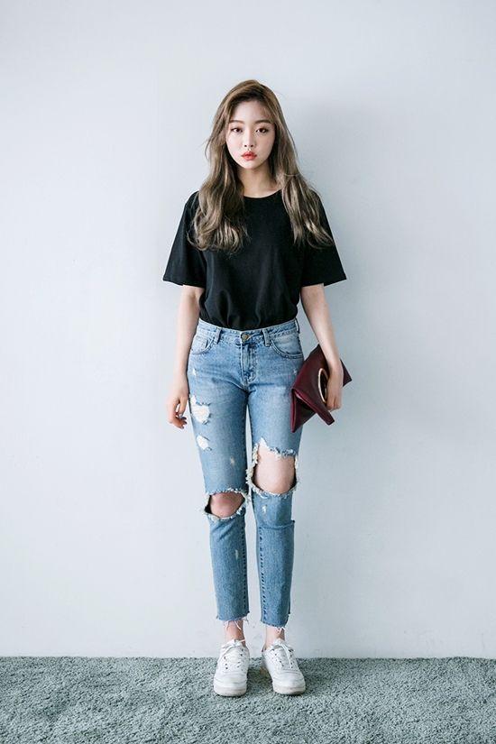 Korean Daily Fashion | Official Korean Fashion - #asianfashion #asianfashionJ ...