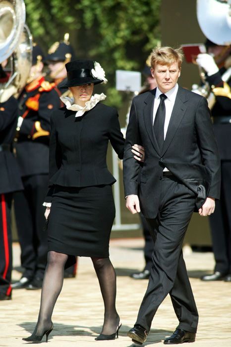 King Willem-Alexander and Queen Maxima arrive in the Netherlands following the death of Prince Johan Friso - Photo 4