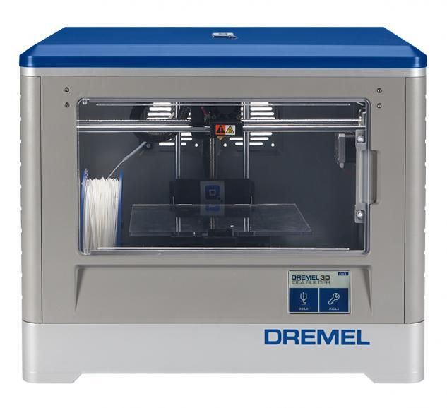 Yeah, well I am most definitely going to need one of these in my life. I swear the folks at Dremel wrote the book on awesomeness. The Dremel Idea Builder 3D Printer - 999$ at Home Depot